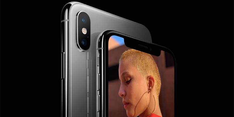 iPhone XS Dual-camera 12MP + 12MP