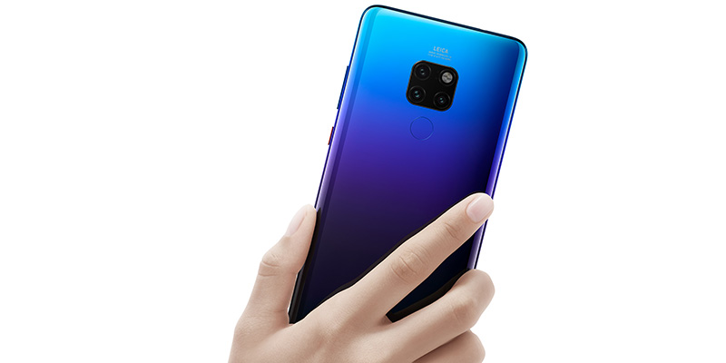 Huawei Mate 20 Fingerprint