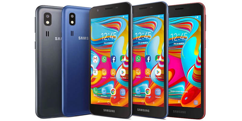 Warna Samsung Galaxy A2 Core