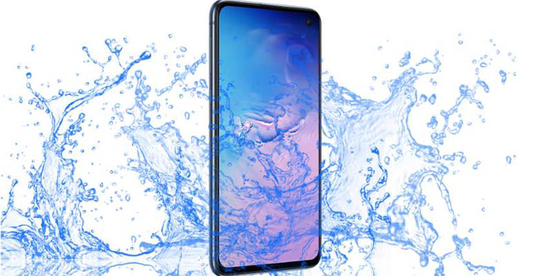 Samsung Galaxy S10e IP68