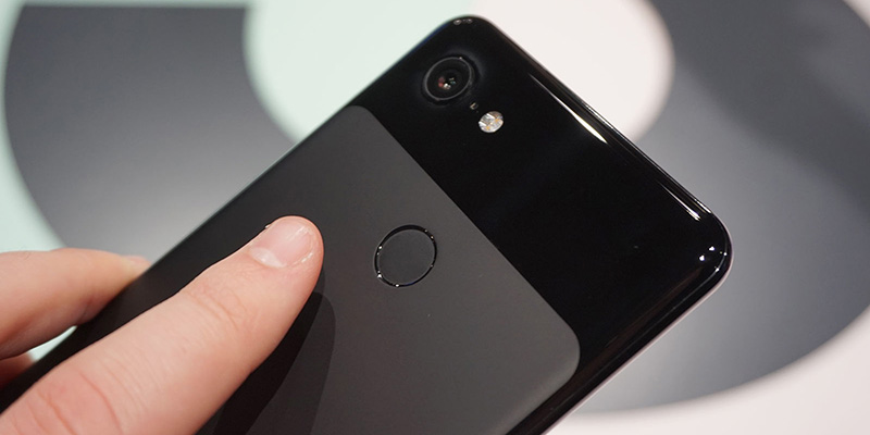 Fingerprint Google Pixel 3 XL